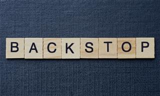 backstop
