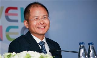Huawei deputy chairman Eric Xu
