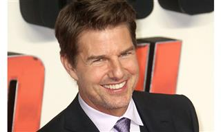 Impossible mission Tom Cruise action film without workplace injuries