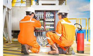 Serious violation affirmed for electrocution injury