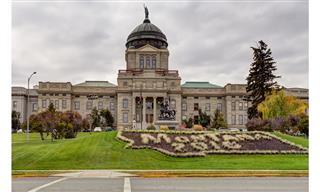 Montana capitol building