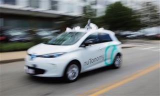 Self driving cars put insurers to the test