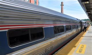 Amtrak ordered to compensate fired safety whistleblower