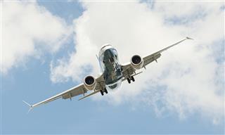 Boeing MAX jet