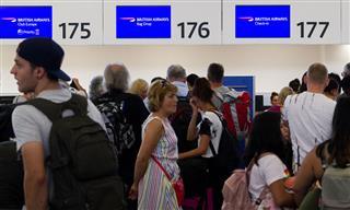 British Airways customers