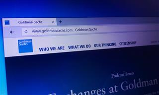 Goldman Sachs sued by former managing director Christopher Rollins said to be whistleblower