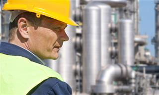 Chemical plant safety inspection