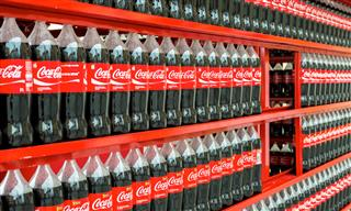 Coca-Cola Nestle targeted by poisoning attack threats Athens Greece