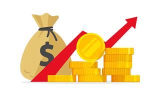 earnings rise