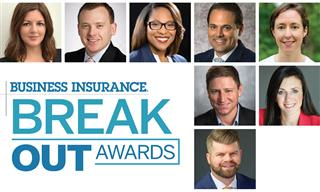 Business Insurance 2018 Break Out Awards