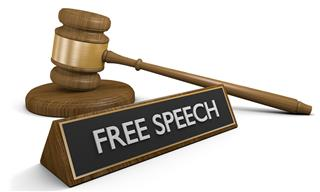 Jury award vacated in free speech retaliation case