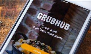 Grubhub employees contractors judge corley rules workers comp