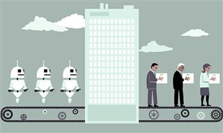 Japanese insurer to replace white collar workers with robots