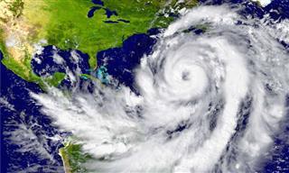 Earth Networks hurricane predictions