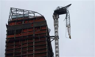 Zurich American not liable for New York crane damaged Superstorm Sandy