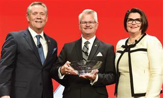 Scott Clark Goodel award Loren Nickel Risk Manager of the Year RIMS conference
