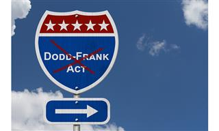 House votes to roll back Dodd Frank eliminate SIFI too big to fail designation