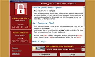 Global ransomware WannaCry attack hits cyber insurers losses limited