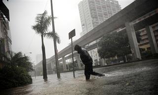 Irma insured losses could reach 40 billion dollars AIR Worldwide estimates