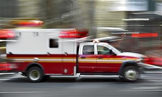 Suspended emergency medical technician due workers comp benefits