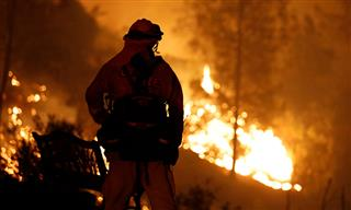 California wildfires 2018 net $845 million in insured losses