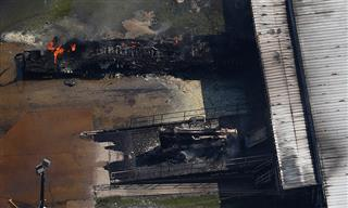 Arkema Texas site has history of workplace safety issues Harvey explosions