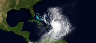 Hurricane Irma Caribbean insured exposures Risk Management Solutions