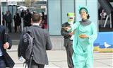 Liberty Mutual anti-coal protest