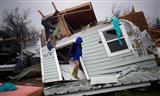 Struggling National Flood Insurance Program staggers under Harvey