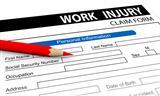 Workplace injury form