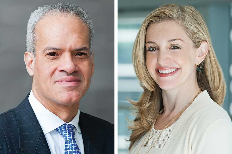 Q&A: Sarah Sossong and Tony James, Massachusetts General Hospital