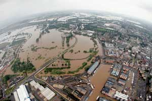 Insurance rates likely to increase after massive flooding in England