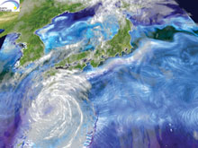 Japan's Earth Simulator to model catastrophes