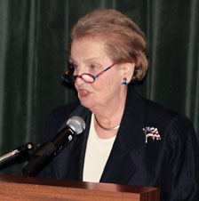 Well-managed risks yield rewards: Albright