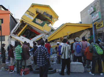 Regional catastrophe pool responds to Haiti quake