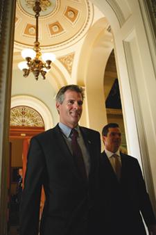 Senate upset forces rethink on reforms