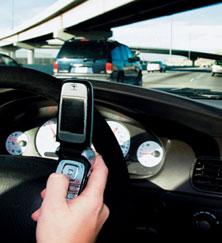 Multitasking by drivers raises liability concerns