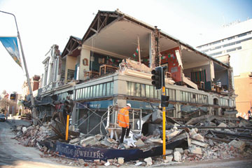 Strict building codes limit New Zealand quake damage