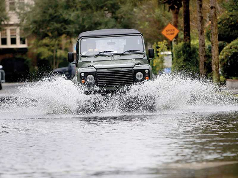 Significant losses likely after storm