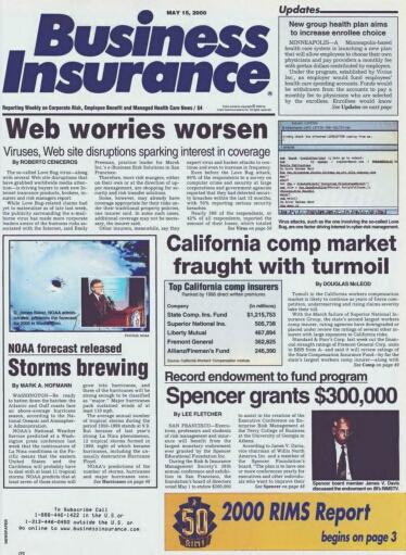 May 15, 2000