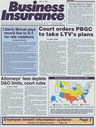 May 22, 1989