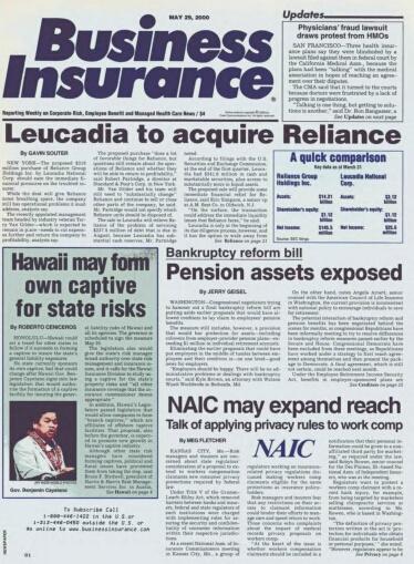 May 29, 2000