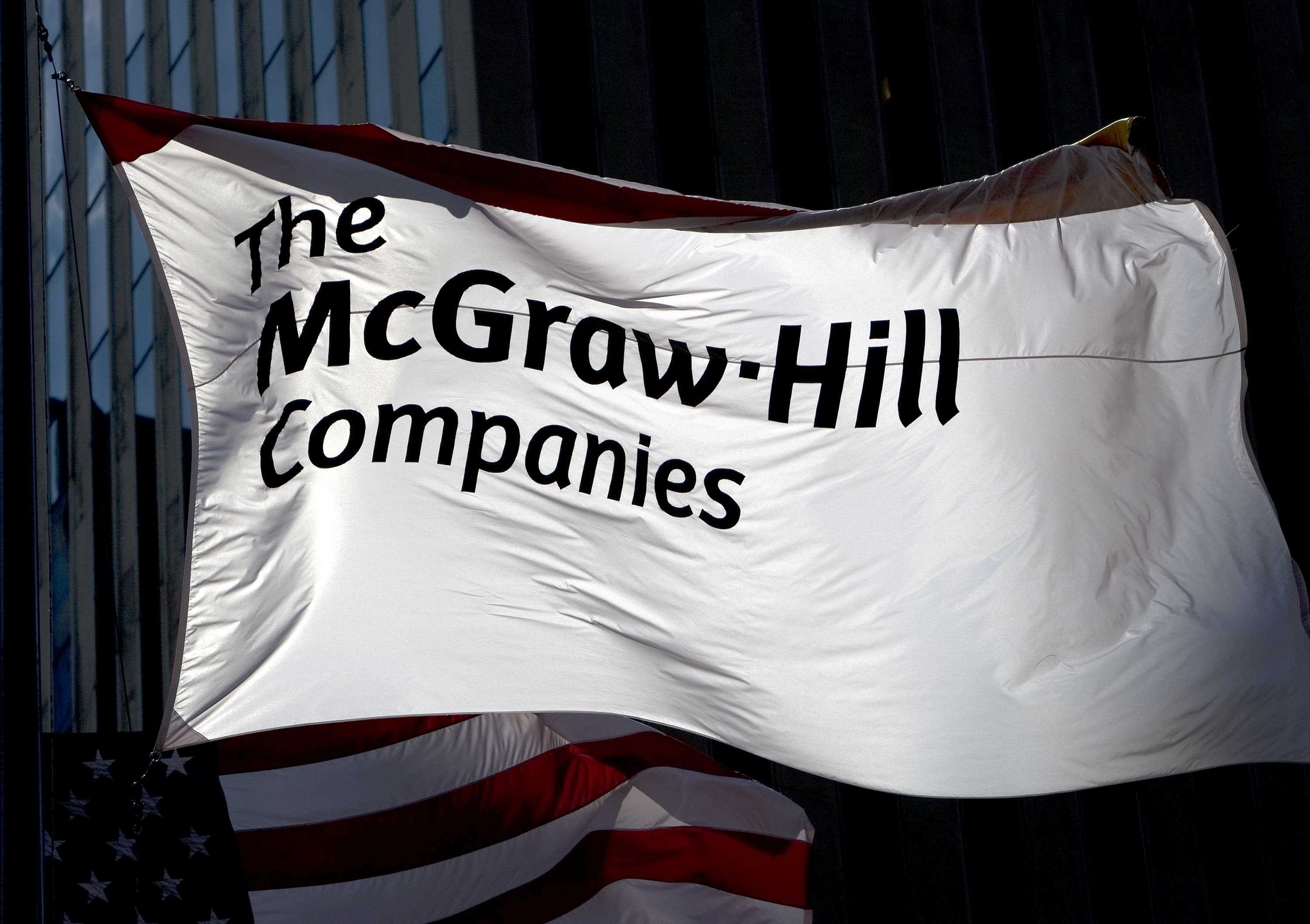 McGraw-Hill to freeze pension plan