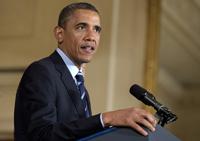 President Obama hails health care reform law ruling
