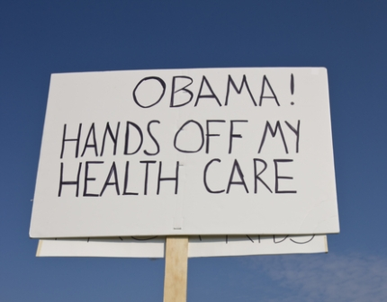 Roofers union calls for repeal of health care reform law