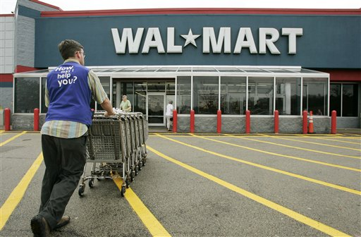 Wal-Mart to cover U.S. workers' domestic partners in 2014