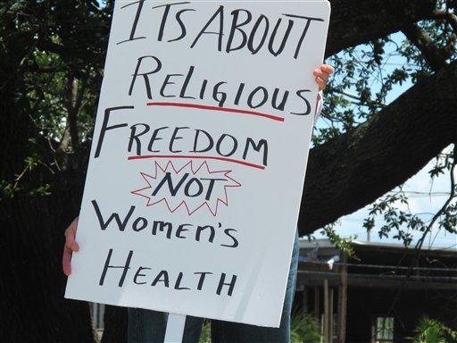 Catholic employers exempt from Obamacare mandate