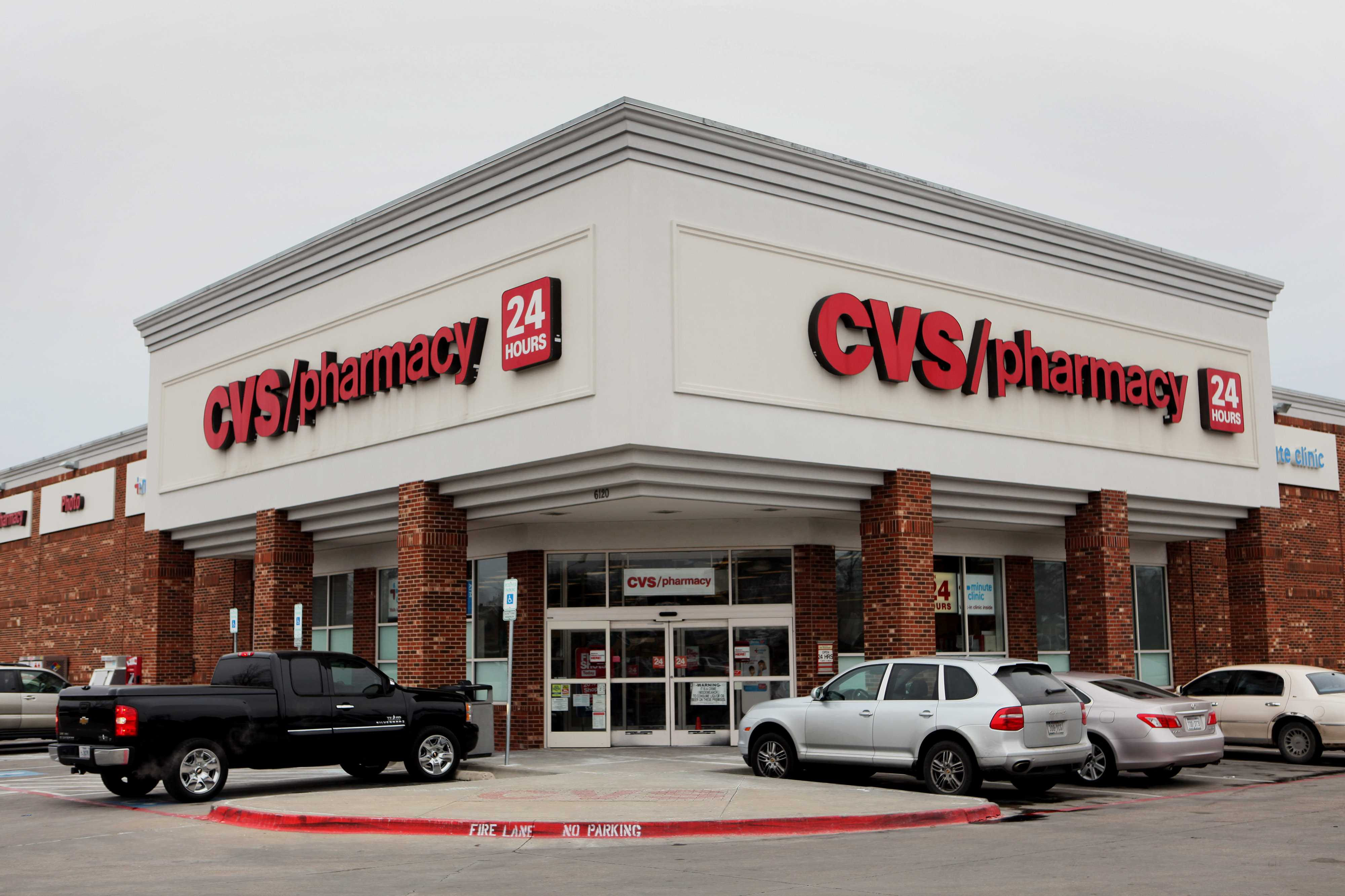 CVS employee sues drugstore chain over wellness fee
