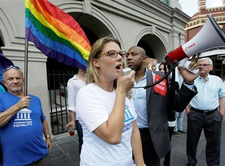 Employers support same-sex marriage for Texas, other southern states
