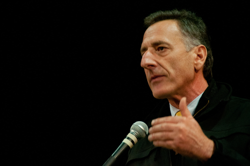 Vermont governor dumps statewide universal health care law effort